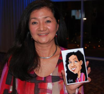 Caricatures by Tony | Atlanta, GA | Caricaturist | Photo #23