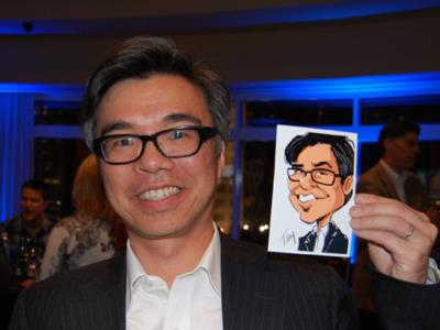 Caricatures by Tony | Atlanta, GA | Caricaturist | Photo #4