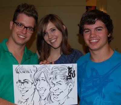 Caricatures by Tony | Atlanta, GA | Caricaturist | Photo #12