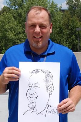 Caricatures by Tony | Atlanta, GA | Caricaturist | Photo #8