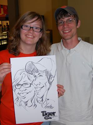 Caricatures by Tony | Atlanta, GA | Caricaturist | Photo #14