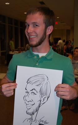 Caricatures by Tony | Atlanta, GA | Caricaturist | Photo #10