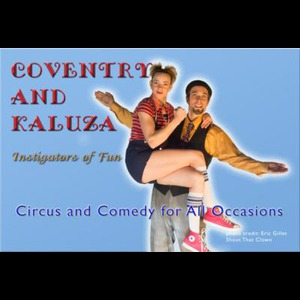 Coventry & Kaluza - Circus Performer - Emeryville, CA