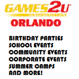 Games2U Orlando - Video Game Party - Orlando, FL