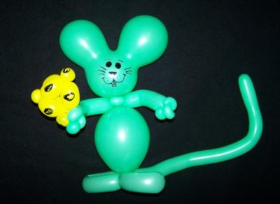 Balloon Twisting for Resturants,Events and Parties | Midlothian, VA | Balloon Twister | Photo #1