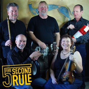 Arlington Irish Band | 5 Second Rule
