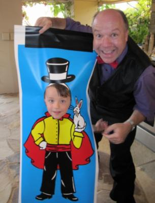 ABBIT THE AVERAGE | Irvine, CA | Comedy Magician | Photo #10