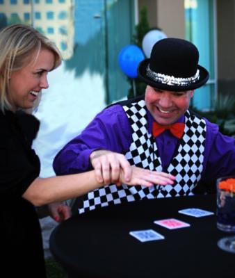 ABBIT THE AVERAGE | Irvine, CA | Comedy Magician | Photo #15