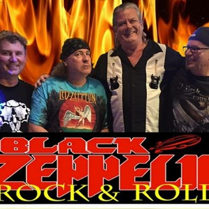 El Dorado Hills, CA Cover Band | BLACK ZEPPELIN