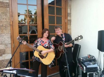 Willy B. & Nicky V | Idyllwild, CA | Acoustic Duo | Photo #5
