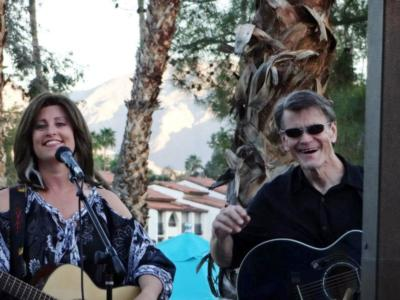 Willy B. & Nicky V | Idyllwild, CA | Acoustic Duo | Photo #14
