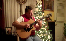 Wesley Crider Fingerstyle Guitarist | Ringgold, GA | Acoustic Guitar | Jingle Bells