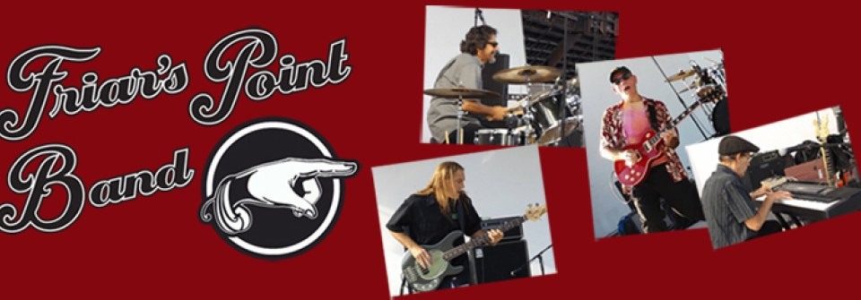 Friar's Point Band - Blues Band - Lehigh Valley, PA