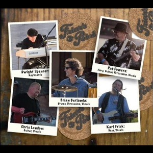 Girardville Blues Band | Friar's Point Band
