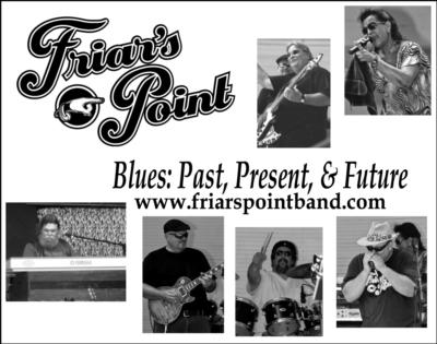 Friar's Point Band | Lehigh Valley, PA | Blues Band | Photo #11