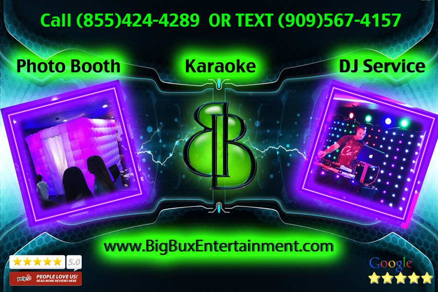 Big Bux Productions - Event DJ - San Bernardino, CA