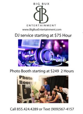 Big Bux Productions | San Bernardino, CA | Event DJ | Photo #2