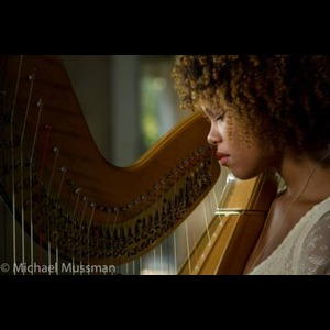 Esom Hill Harpist | Harp Music by Maya GG