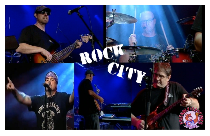 Rock City - Classic Rock Band - Orlando, FL