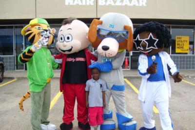 HIP HOP CATZ | Hamilton, NJ | Costumed Character | Photo #22