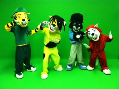 HIP HOP CATZ | Hamilton, NJ | Costumed Character | Photo #13