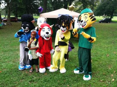 HIP HOP CATZ | Hamilton, NJ | Costumed Character | Photo #15