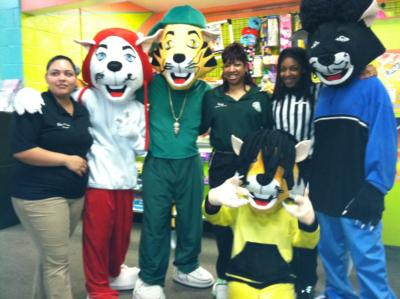 HIP HOP CATZ | Hamilton, NJ | Costumed Character | Photo #2