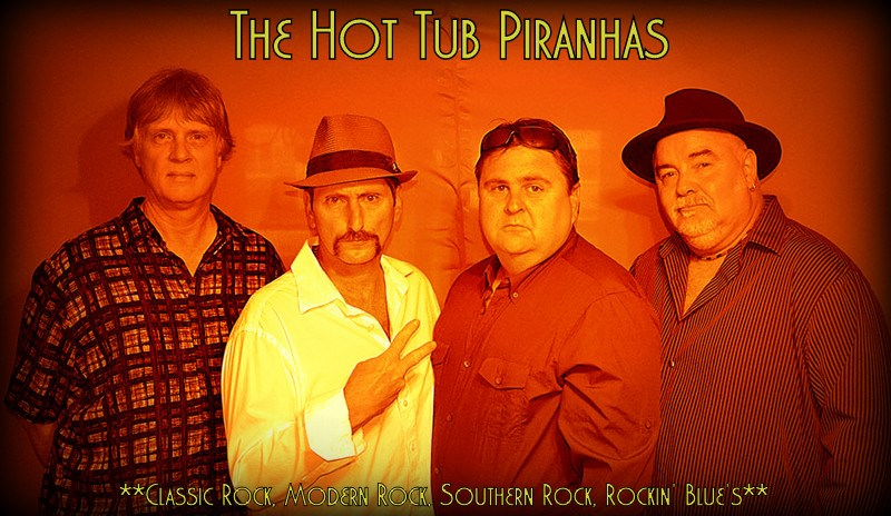 The Hot Tub Piranhas