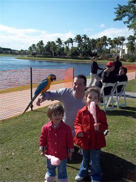 partyparrots | Palm Bay, FL | Animals For Parties | Photo #15