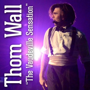 Arkansas Comedy Juggler | Thom Wall - Vaudeville Sensation
