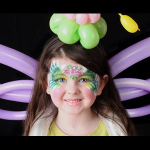 Lincoln Face Painter | Painted You Creative Entertainment