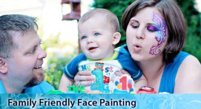 Painted You Creative Entertainment | Baltimore, MD | Face Painting | Photo #5