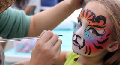 Painted You Creative Entertainment | Baltimore, MD | Face Painting | Photo #17