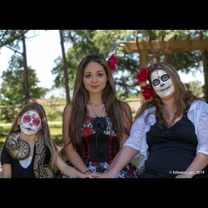 Gainesville Face Painter | Creative Chippy Party Services
