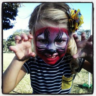 Creative Chippy Party Services | Ocala, FL | Face Painting | Photo #3
