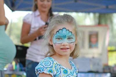 Creative Chippy Party Services | Ocala, FL | Face Painting | Photo #11