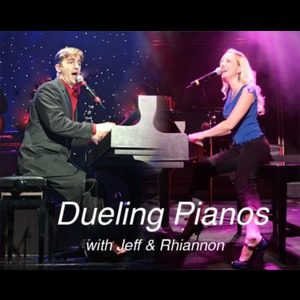 Sprague Pianist | Dueling Pianos of Jeff & Rhiannon