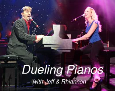 Dueling Pianos of Jeff & Rhiannon | Seattle, WA | Dueling Pianos | Photo #1