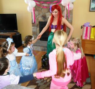 Pretty Pretty Princess Parties | Rutland, MA | Princess Party | Photo #9