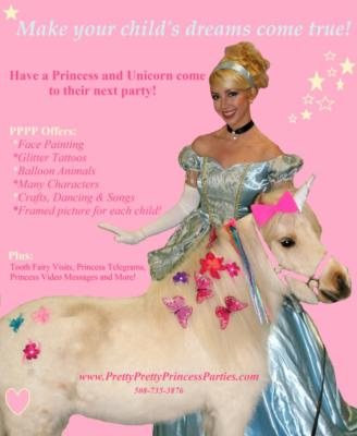 Pretty Pretty Princess Parties | Rutland, MA | Princess Party | Photo #3