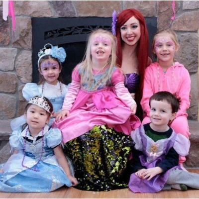 Pretty Pretty Princess Parties | Rutland, MA | Princess Party | Photo #4