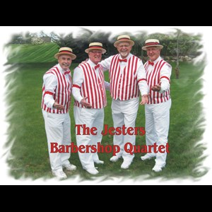 Ashley A Cappella Group | The Jesters Barbershop Quartet