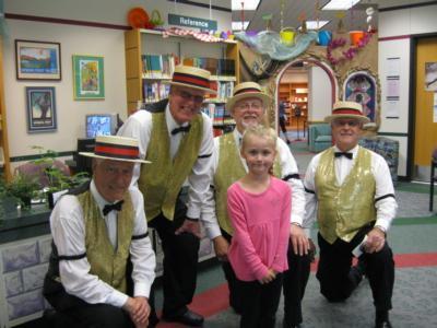 The Jesters Barbershop Quartet | Howell, MI | Barbershop Quartet | Photo #3