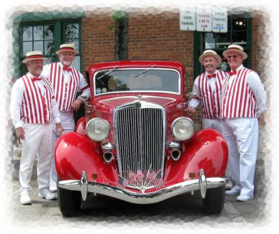 The Jesters Barbershop Quartet | Howell, MI | Barbershop Quartet | Photo #5