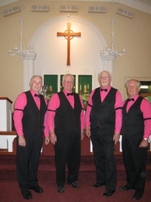 The Jesters Barbershop Quartet | Howell, MI | Barbershop Quartet | Photo #2