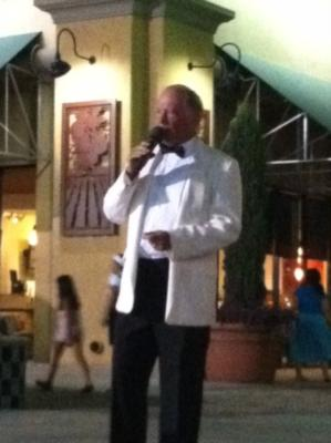 Steve H Justice | Fontana, CA | Rat Pack Tribute Show | Photo #3