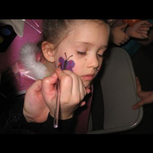 Lawsonville Face Painter | D & T Children's Party Entertainment