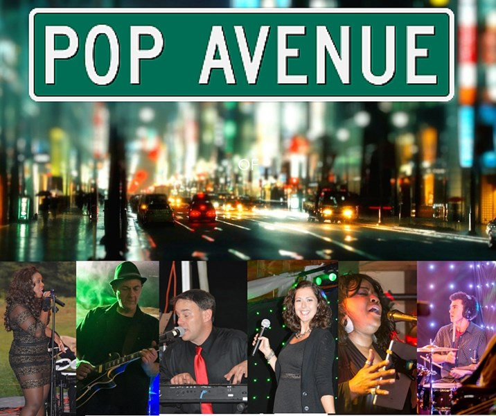 Pop Avenue - Top 40 Band - Cleveland, OH