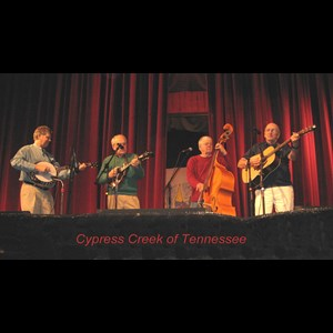 Courtland Bluegrass Band | Cypress Creek