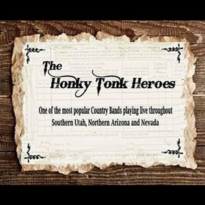 The Fabulous Honky Tonk Heroes - Country Band - Saint George, UT